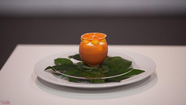 Dessert à l'assiette - Japon