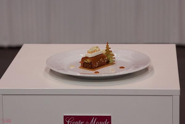 Dessert à l'assiette - UK