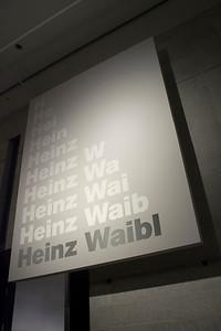 Heinz Waibl _vernissage