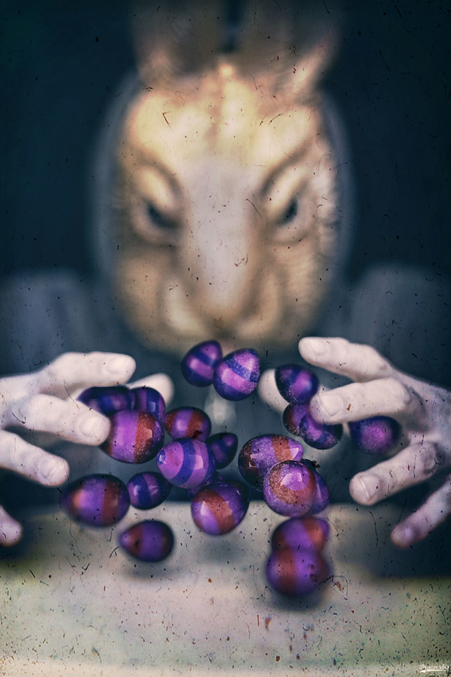086 Poison (Le Lapin Sauvage)