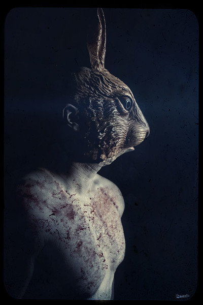 074 Tu Me Manques (Le Lapin Sauvage)