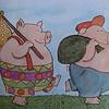 3 mai - les 3 petits cochons