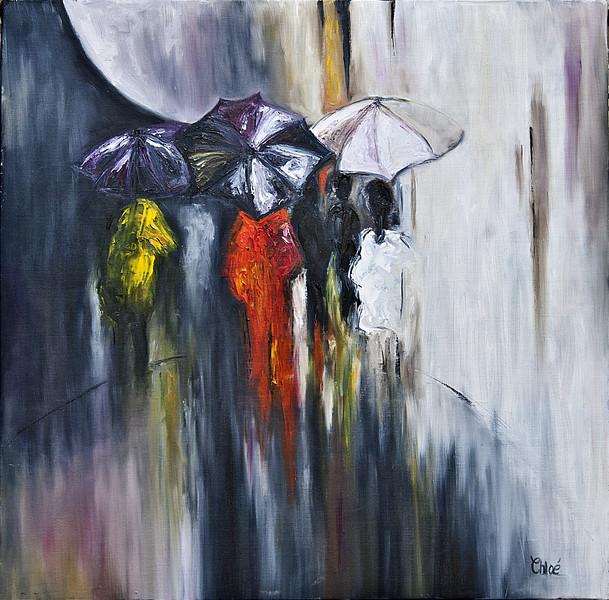 Parasol-Parapluie - Allain Leprest