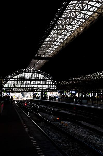 Gare du midi - Allain Leprest