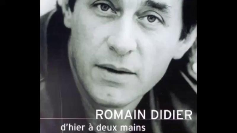 Comediante - Allain Leprest / Romain Didier