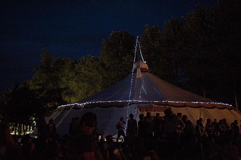 Le Cirque cul - Allain Leprest