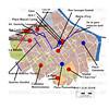 Géographie des lieux à Ivry
