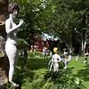 Chez le jardin du poète - Allain Leprest