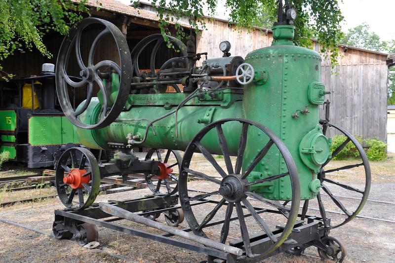 Réflexion d'une locomotive - Marc Denan (interprété par Allain Leprest)