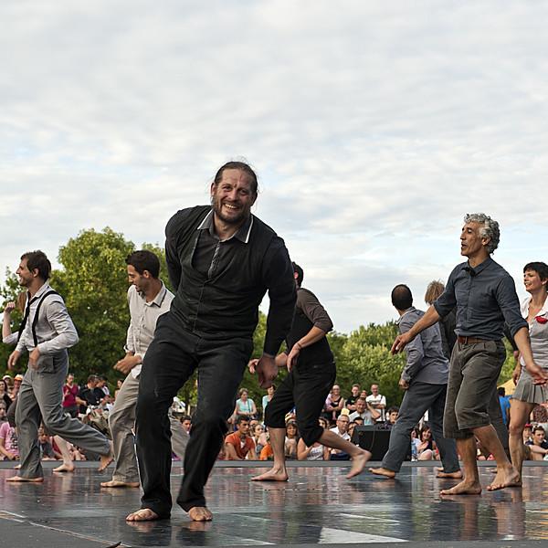 Dansons, petits humains - Henri Tachan
