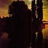 Sur l'étang, la nuit... Henri Tachan