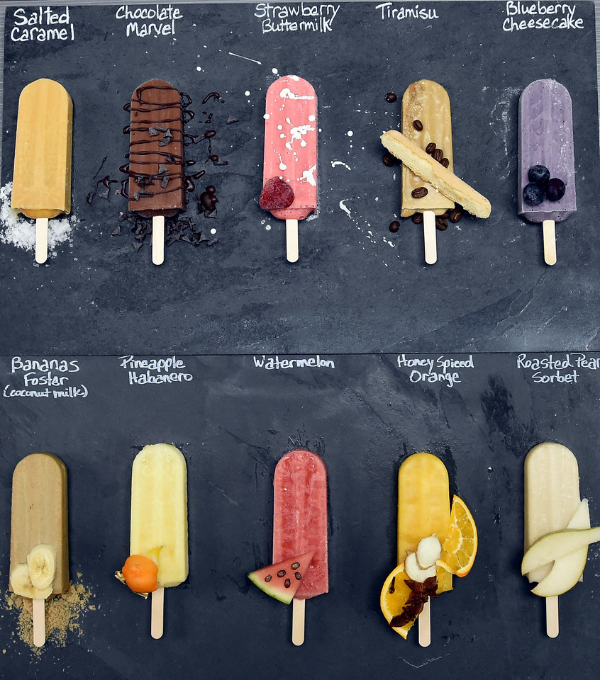 LePops Gourmet Iced Lollies in Boulder