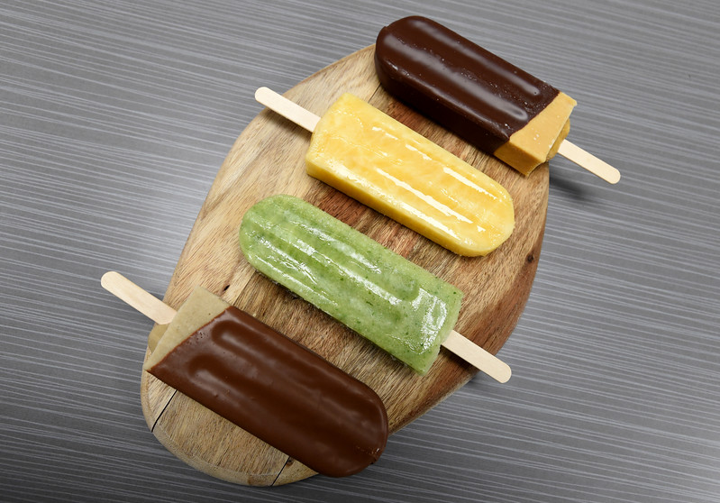 Le Pops Gourmet Iced Lollies in Boulder