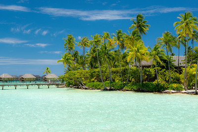 Picture of Paradise, Le Taha'a