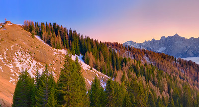 Alpi Giulie dall'Acomizza - foto n° 231215-00974 #DX