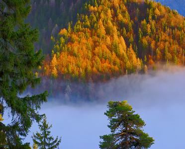 Valcanale con la coperta di nubi - foto n° 231215-004576 #down1