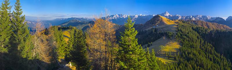 Gozman - Madonna della Neve (Alpi Carniche) - foto n° 091115-514602