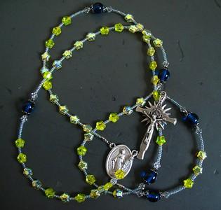 le petit prince rosary