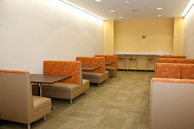 LeChase Hall - Level 1 Classroom Area - Wager Commons