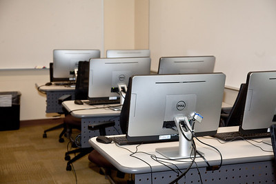 LeChase Hall - Technology Classroom