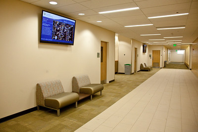 LeChase Hall - Level 1 Classroom Area