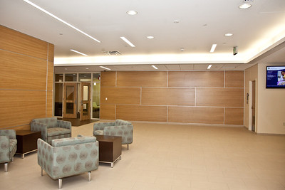 LeChase Hall - Donor Wall in Wentworth Atrium