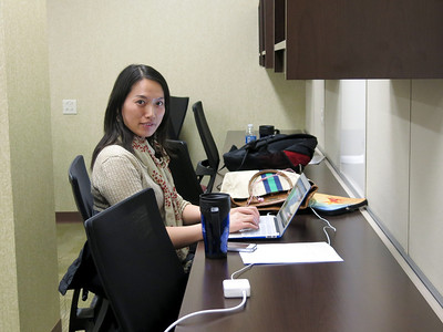 LeChase Hall - Doctoral Student Study