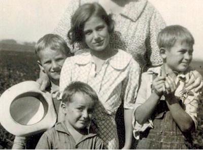 Noah and Edna LJA siblings photos