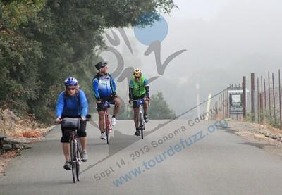 Tour de Fuzz 2013 Faught Rd
