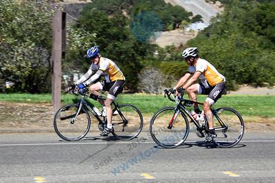 Tour de Fuzz 2013 Commandos Lake Sonoma