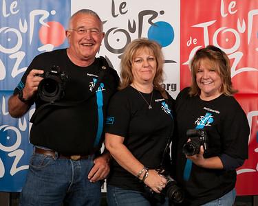 Tour de Fuzz 2013 Venue Photo booth