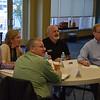 (l to r) Eric Porter, Becky Kirchner, Michael Simpson, Jim Waller and Doug Carpenter.