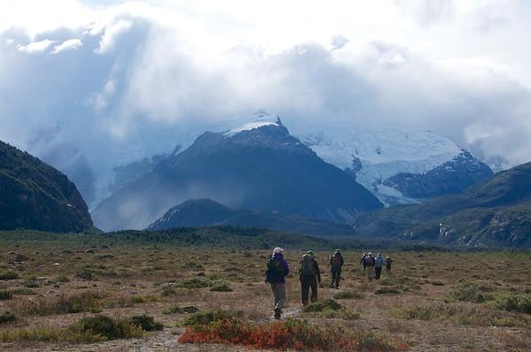 Leadership Journey to Patagonia