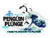 2012 New London Penguin Plunge Chicken T-Shirt Design by Jarrod Viens