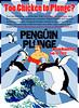 2012 SOCT Penguin Plunge Poster - by Jarrod Viens