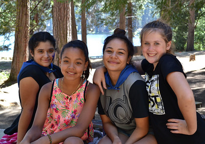 Leadership and Teens 2016 YMCA Camp Sequoia Lake