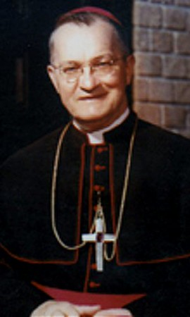 Coadjutor Archbishop Leo C. Byrne