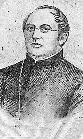 Bishop Joseph Cretin