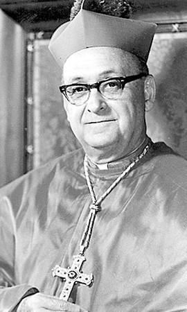 Archbishop Leo Binz