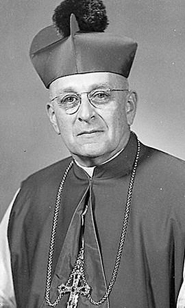 Archbishop William O. Brady