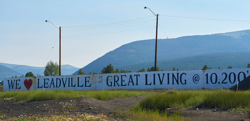 Welcome to Leadville