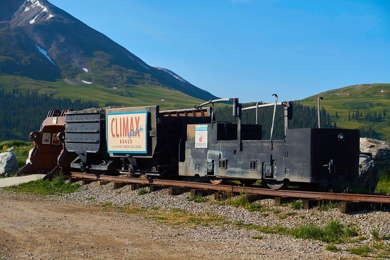 Freemont Pass/Climax mine