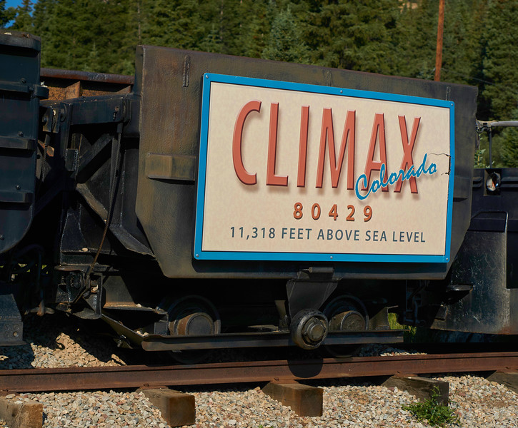 Freemont Pass/Climax mine