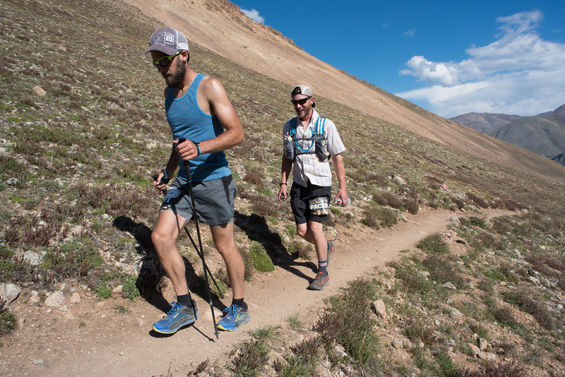 Leadville Trail 100 2017