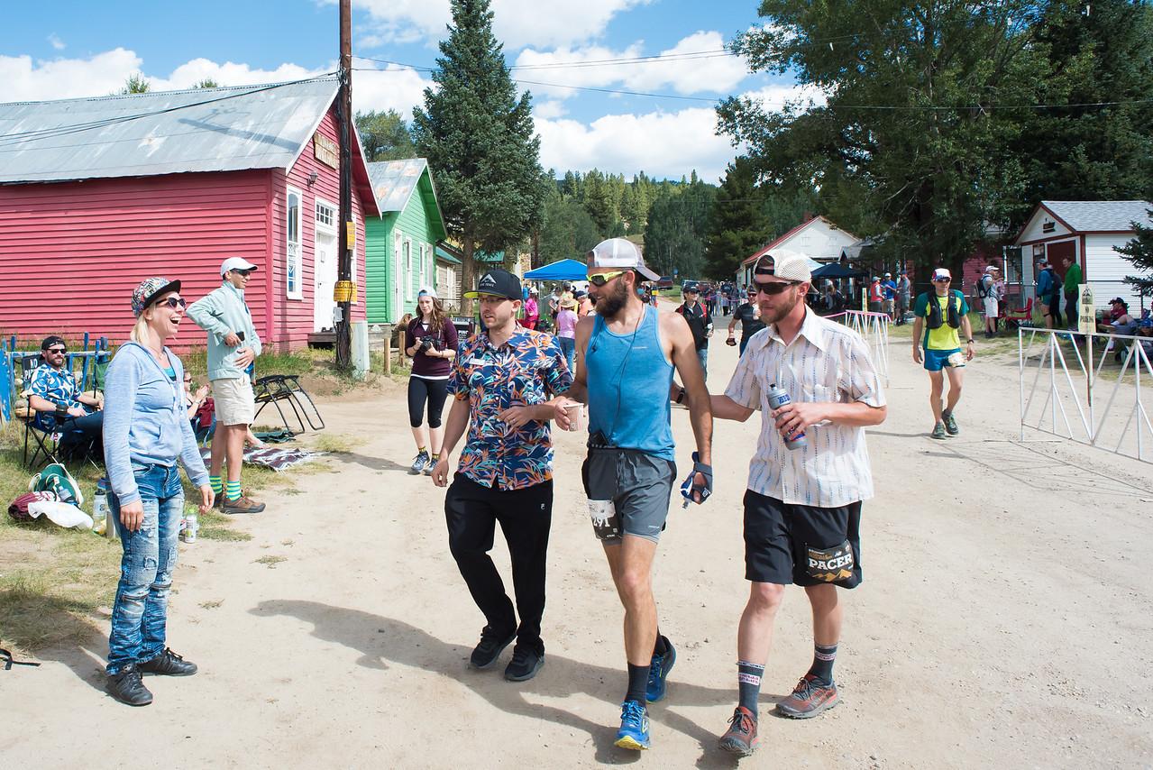Leadville Trail 100 2017