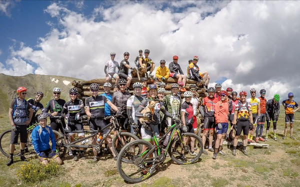 Leadville Trail 100 MTB  |  Aug 2015