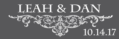 Leah & Dan 10.14.17