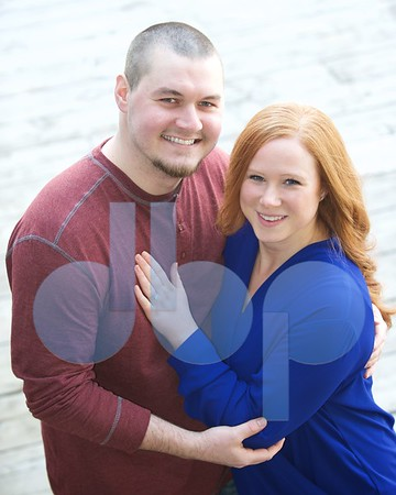Amanda and Dustin Engagement 2016