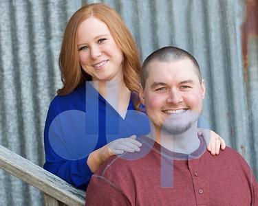 Amanda and Dustin Engagement 2016