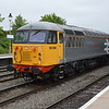 56098 0Z56 Didcot RC - Leicester LIP passes Leamington Spa